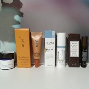 LUXURY K Beauty Skincare Bundle SULWHASOO Obagi +